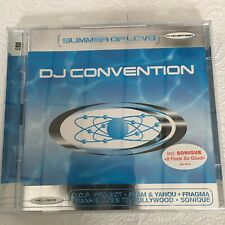 Various / DJ Convention / Summer Of Love / Released 27.12.1999 / 2 CD