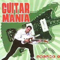 Various Artists - Guitar Mania Vol. 1 / Various [New CD]