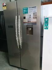 Hisense 624L Side By Side Refrigerator (Refurbished)