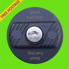 Ford Ranger PJ PX Diesel 4 & 5Cyl lockable Key Lock Fuel Gas Petrol Door Cap Lid
