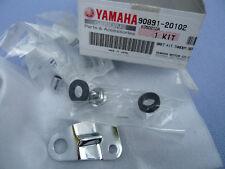 Yamaha XVS 650 V-Star Halter für Soziussitz Tandem Seat Kit Sitz Halter Bank