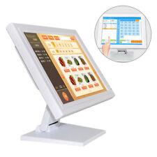"15"" LED monitor con pantalla táctil USB VGA HDMI POS Kiosk Cashier 1024X768 220V"