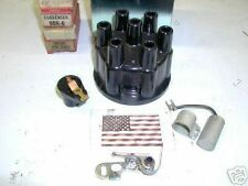 1955 1956 1957 1958 1959 Chevrolet Ignition Distributor Cap tune up  kit Nice