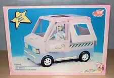 Van von Dickie Auto für Puppen mit 29 cm 90er Jahre Vintage OVP Fahrzeug