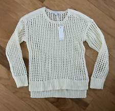 NWT NEW PIPERLIME BY GAP GIRL LADIES KNIT SWEATER TOP SHIRT M