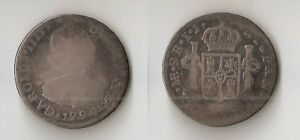 Peru 2 reales 1794 LIMAE IJ