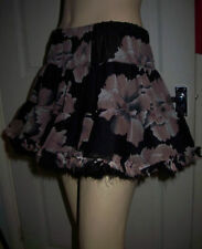 Topshop Party Floral Flippy, Full Skirts for Women