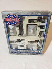 Atlas 7926 PRR position-light Signal System - Set of 4 LN/Box 2-rail O scale