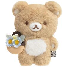 Rilakkuma Plush Rilakkuma Marche Fluffy Stuffed Doll Rilakkuma Store