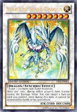 ** STARDUST SPARK DRAGON ** ULTRA RARE LIMITED EDITION YF05-EN001 YUGIOH!
