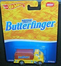 Hot Wheels NESTLE Butterfinger 1951 GMC C.O.E. Truck Real Riders Diecast MOC NOS