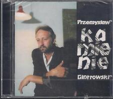 PRZEMYSŁAW GINTROWSKI - KAMIENIE NEW & SEALED TOP RARE OOP CD
