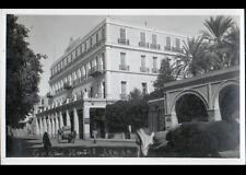 ASSWAN ASWAN / ASSUAN (EGYPTE) ATTELAGE de TONNELIER au GRAND HOTEL animé