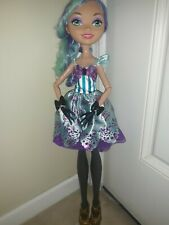 "Ever After High Madeline Hatter 28"" Doll Tall ""Life Size"""