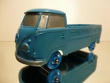 TOMTE 756 VW VOLKWAGEN PICK-UP - BLUE + BLUE WHEELS 1:24? RARE - GOOD CONDITION