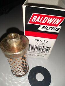 baldwin pf7820 fuel filter replaces Fleetguard FF5044