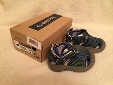 BEPPI blue sandals Kids UK 4.5 Boys