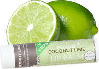 Lip Balm, Soothing Touch, 0.25 oz Coconut Lime