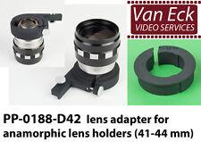 Lens adapter for anamorphic lens holders (41-44 mm) (PP-0188-D42)