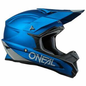 O'neal E21 1 Series Mens Off Road Dirt Bike Motocross Solid Helmets