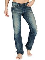 Diesel VIKER-R-BOX 0801N Men's Regular Straight Jeans W28 L32 Made in Italy