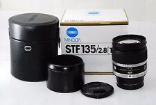 MINOLTA STF 135mm F2.8 Smooth Trans Focus Lens for Minolta/Sony Alpha #1220