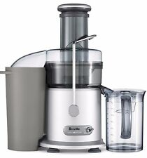 ✔ Breville JE98XL Juice Fountain Plus 850 Watt Juice Extractor Juicer ✔