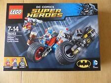 LEGO 76053 Batman: Gotham City Cycle Chase DC Super Heroes. Harley Quinn