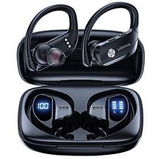 New listing Veatool Wireless Earbuds Bluetooth Headphones 48hrs Playtime Sport Earphones Led