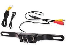 Car Rear View License Plate Backup CMOS Camera