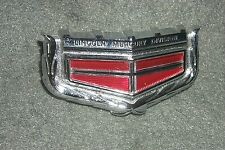 NOS Header Panel Emblem 1974 Mercury Montego MX-Brougham-Grill/Hood Ornament 74