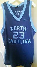 Nike North Carolina Michael jordan Jersey Mens Size XL  #23