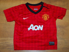 Nike Manchester United 2012/2013 home shirt (Age 9/12 mths)