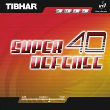 Tibhar Super Defense / Tischtennisbelag / NEU /zum Sonderpreis