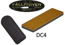 FALLKNIVEN DC4 DIAMOND CERAMIC WHETSTONE KNIFE SHARPENER