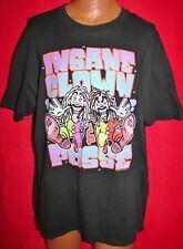 Vintage 1998 INSANE CLOWN POSSE Juggalo Funhouse Concert Tour T-SHIRT XL ICP