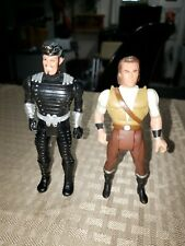 Vintage Kenner Robin Hood Prince of Thieves Action Figures LOT Two Figures