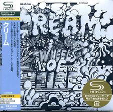 CREAM Wheels of Fire Japan Mini LP SHM-2CD UICY-93696 Eric Clapton Blind Faith