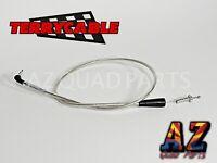 1987-1990 SUZUKI LT500R LT 500 QUADZILLA THUMB THROTTLE ASSEMBLY 57100-43B01
