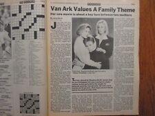 Dec-1990 St. Louis Post TV Maga(JOAN VAN ARK/ED O'NEILL/JULIE STYNE/BILLY WILDER