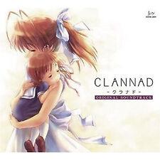 Soundtrack Cd Japan Clannad Original SoundTrack Key Sounds Label 3cd set