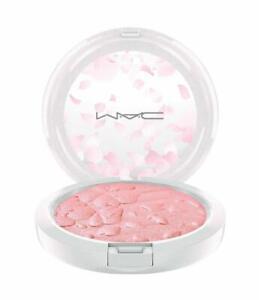 M.A.C High-Light two shade wave Powder FLEUR REAL-unique cherry blossom design