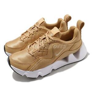 Nike Wmns RYZ 365 Wheat Brown Khaki White Women Casual Lifestyle Shoe BQ4153-701