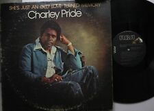 Country Lp Charley Pride She'S Just An Old Love Turned Memory On Rca