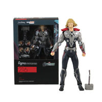 Marvel The Avengers Thor Figma 216 PVC Action Figure Collectible Model Toy