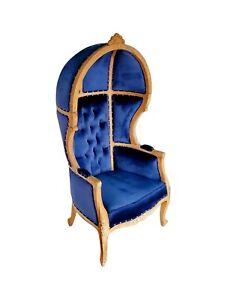 Beautiful Handmade Chateau Balloon Chair Canopy Chair