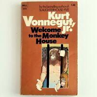 Welcome To The Monkey House Kurt Vonnegut Vintage Paperback 1973
