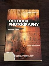 Outdoor Photography by Bauer (1974Hardback ) Outdoor Life