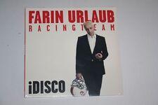 "FARIN URLAUB Racing Team ! DISCO 7"" Vinyl NEU OVP TOP ANGEBOT"