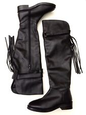 New Next Size 3 Women's Leather Over Knee Long Boots